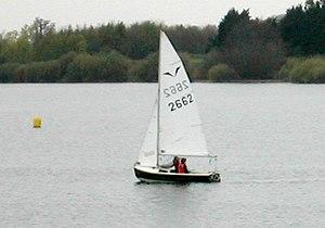 Gull (dinghy) - Gull Spirit 2662