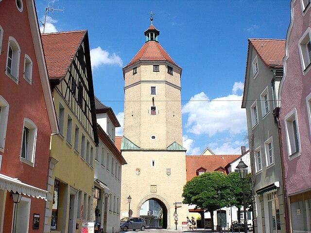 Gunzenhausen-Blasturm