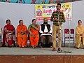 Gurlal Maan talking about Wiki Awareness at Nakodar.jpg