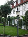 Häuschen am Elbstrand - Flickr - Hinnerk.jpg