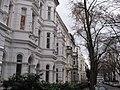 Häuserfront Lessingstraße, SW, gerade Hausnummern - panoramio.jpg