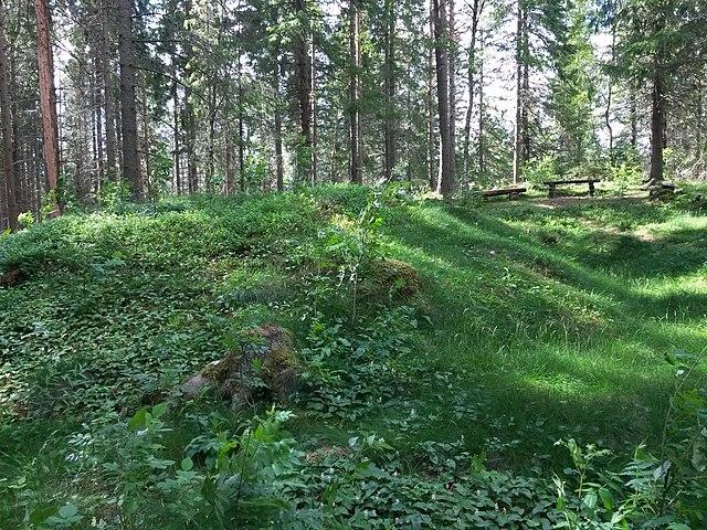 Ljustorps Trdgrd - Ljustorp, Vsternorrlands Ln, Sweden