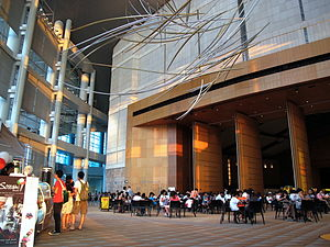 Hong Kong Convention and Exhibition Centre - Grand Hall of Hong Kong Convention and Exhibition Centre