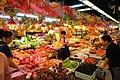 HK 上水 Sheung Shui 石湖墟市政大廈 Shek Wu Hui Municipal Services Building 上水街市 food Market interior June 2018 IX2 08.jpg