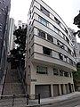 HK 半山區 Mid-levels 堅道 Caine Road buildings facade February 2020 SS2 04.jpg