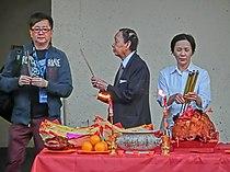 HK Hung Hom 葉德嫻 Deanie YIP Tak-Han n 張耀榮 CHEUNG Yiu Wing n 倫永亮 Anthony LUN Wing Leung 8-Mar-2013.JPG