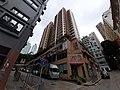HK SW 上環 Sheung Wan 普仁街 Po Yan Street near 東華醫院 Tung Wah Hospital Group 物業 TWGH building October 2020 SS2 05.jpg