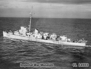 HMS Loring (K565) - HMS Loring (K565)
