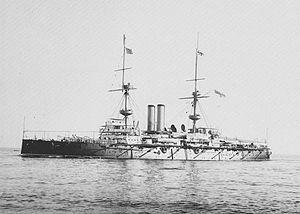 HMS Ramillies (1892) - Image: HMS Ramillies 1892
