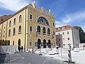 HNK i zgrada austro-ugarske vojarne u Splitu 20210417.jpg