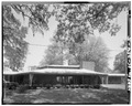 HOUSE, WEST SIDE CENTRAL BLOCK - Auldbrass, River Road, Yemassee, Hampton County, SC HABS SC,7-YEMA,1-5.tif
