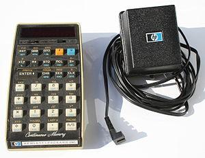 HP calculators - HP 29C
