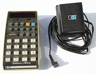 HP calculators - HP 29C