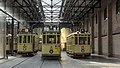Haags Openbaar Vervoer Museum, 2018, Trams 36, 265, 810.jpg