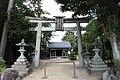 Hachiman shrine Minamihanazawa Higashimomi.jpg