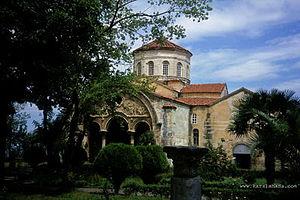 Hagia Sophia museum, Trabzon, 2002