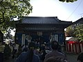 Haiden of Sakamoto Hachiman Shrine.jpg