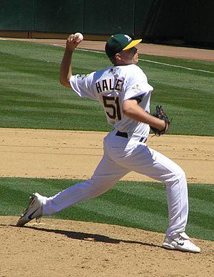 Brad Halsey - Halsey in 2006
