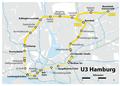 Hamburger Hochbahn - Plan der Linie U3.png