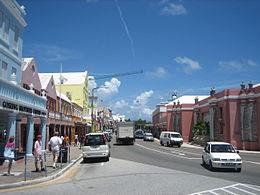 Bermudian English