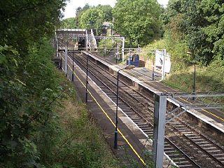 Hampton-in-Arden railway station