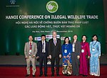 Hanoi Conference on Illegal Wildlife Trade (31043770755).jpg