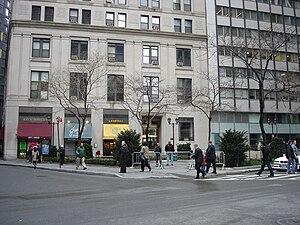 Hanover Square (Manhattan) - Looking north.