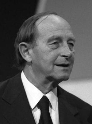 Hans Filbinger - Filbinger at a CDU convention in 1978