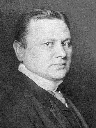 Hans Gregor - Hans Gregor c. 1906