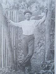 Hans Meyer 1889 Kilimandscharo