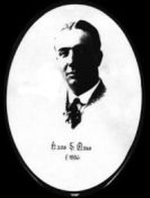 Hans Næss (sailor) - Image: Hans Næss
