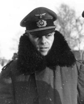 Army Group C - Image: Hans Röttiger