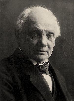 Harald Høffding - Harald Høffding c. 1915