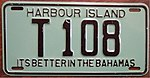 Harbour Island BAHAMAS 1977 slogan year - Flickr - woody1778a.jpg