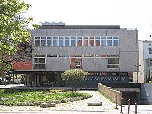 Archäologisches Museum Hamburg - Archaeological exhibitions building