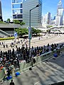 Harcourt Road occupied on 20190701.jpg