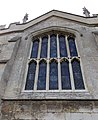 Harlaxton Ss Mary and Peter - exterior Chancel east window.jpg