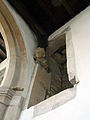 Harlaxton Ss Mary and Peter - interior South Aisle rood loft opening.jpg