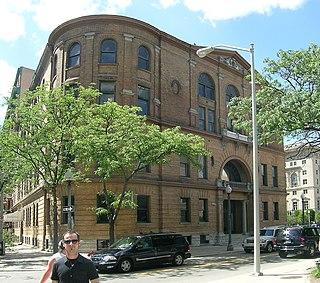 Harmonie Club (Detroit, Michigan) United States historic place