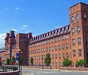 Harmony Mills, Cohoes, NY, USA