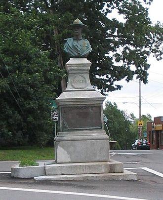 Harold Lothrop Borden - Image: Harold Borden 2nd Boer War
