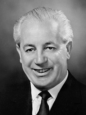 Holt Government - Image: Harold Holt