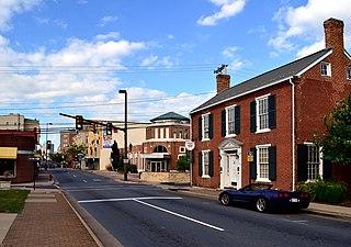 Harrisonburg Downtown Historic District