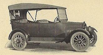 Harroun - Harroun Touring Car