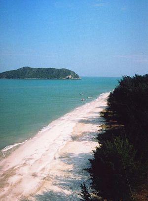 Prachuap Khiri Khan Province - Laem Sala Beach