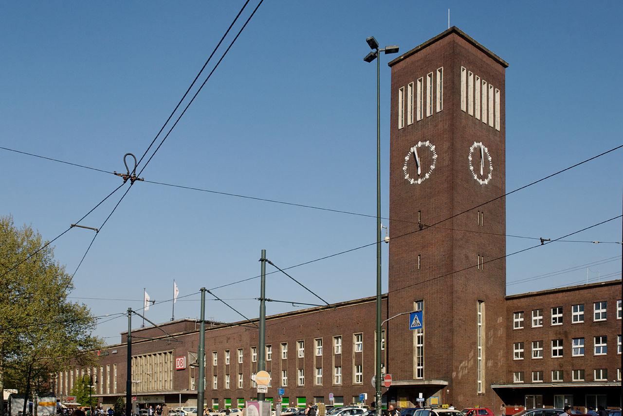 file hauptbahnhof in duesseldorf stadtmitte von wikimedia commons. Black Bedroom Furniture Sets. Home Design Ideas