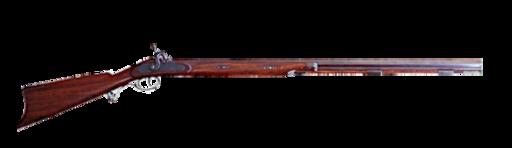 Hawken Rifle horizontal