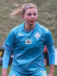 Hayley Nolan Irish footballer