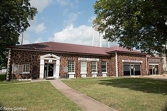 Hearne, Texas - Hearne City Hall