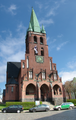 Heiligen-Geist-Kirche Rostock Panorama Westseite.png